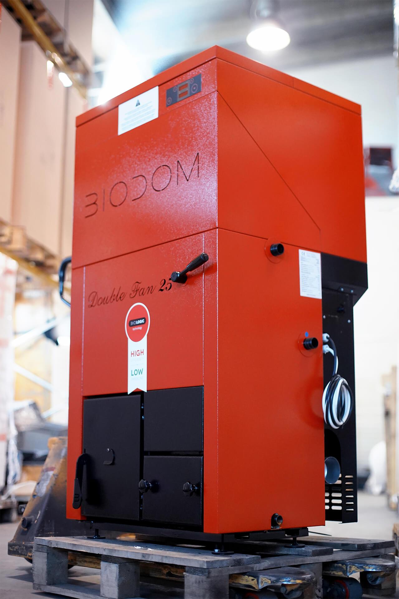 Biodom X