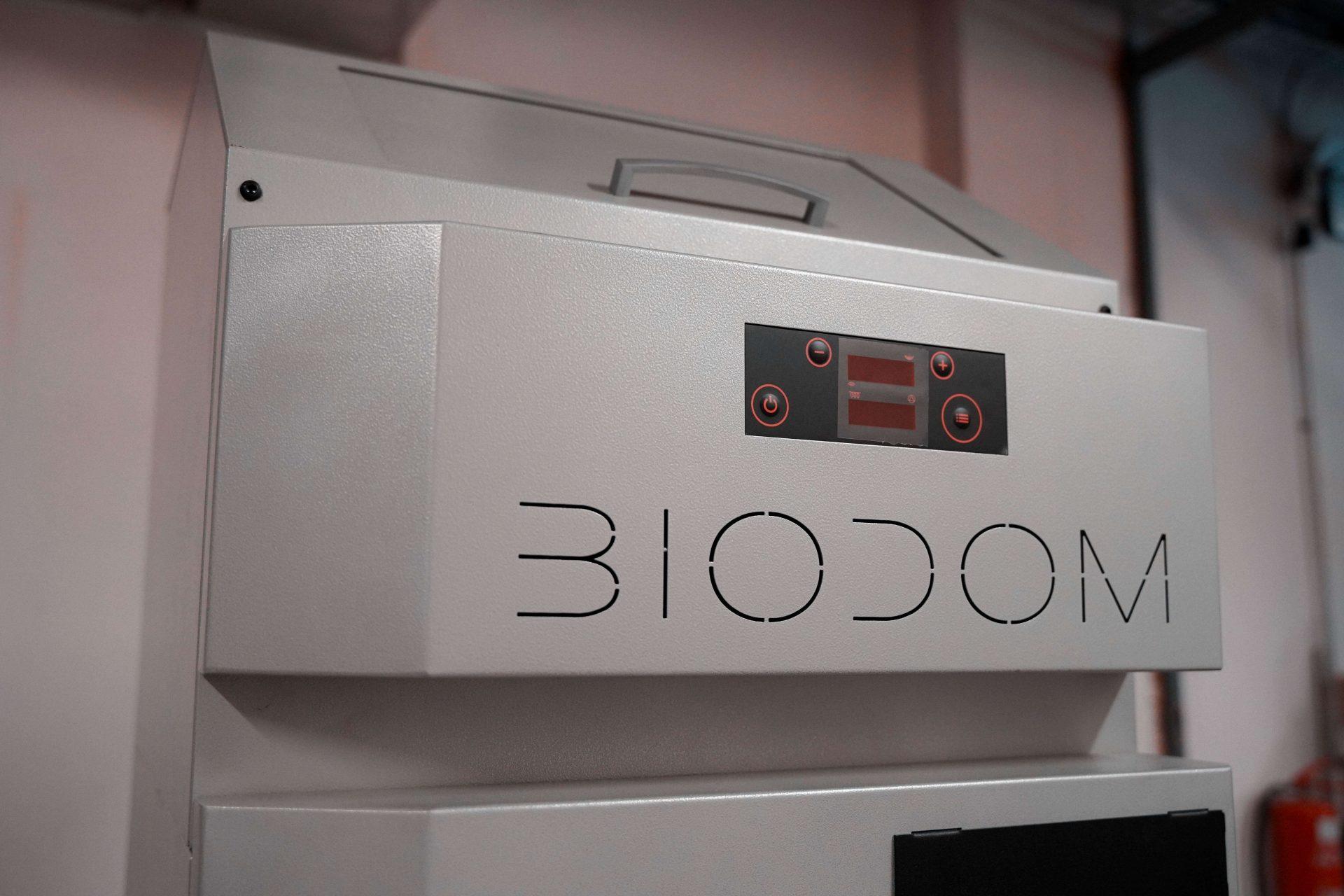 Kotel Biodom C 15