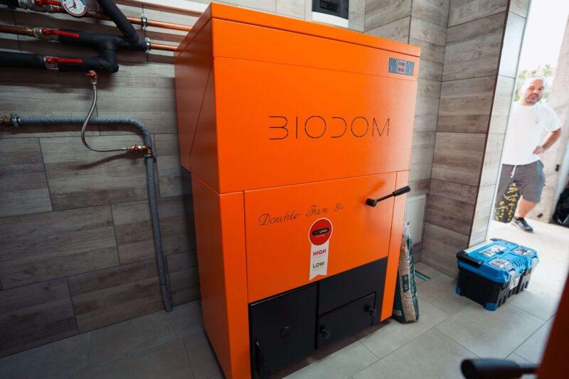 Chaudière Biodom 54 A